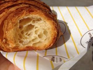 alveolado croissant perfecto