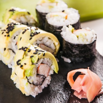 Cocina Japonesa - Sushi (Spanish)