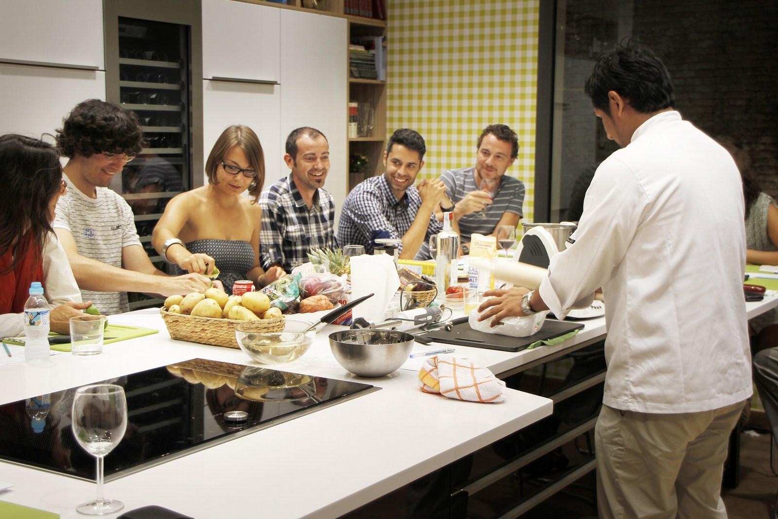 Curso de cocina - Cursos de cocina barcelona gratis ...